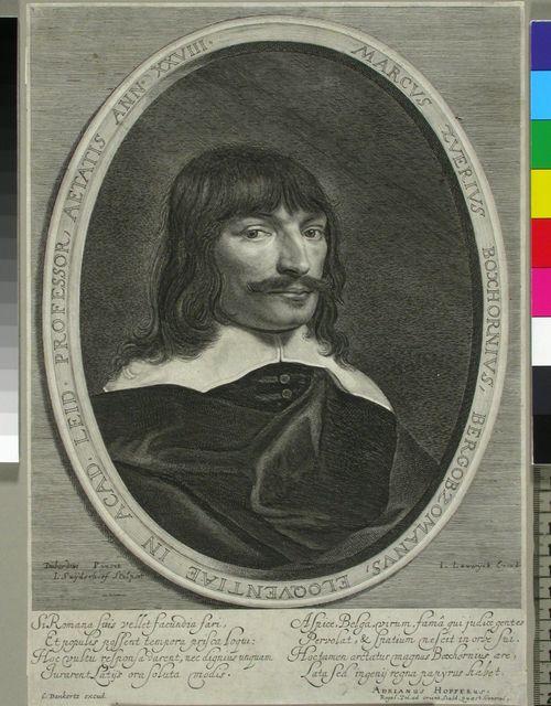 Marcus Zuerius Boxhorn