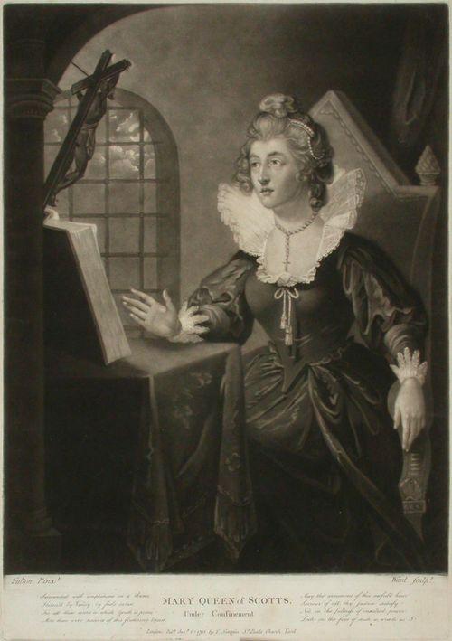 Mary (Stuart) Queen of Scotts