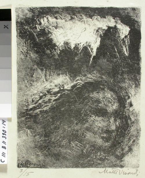 Kiven Kanervalan kuvitusta (14) ; Niittu