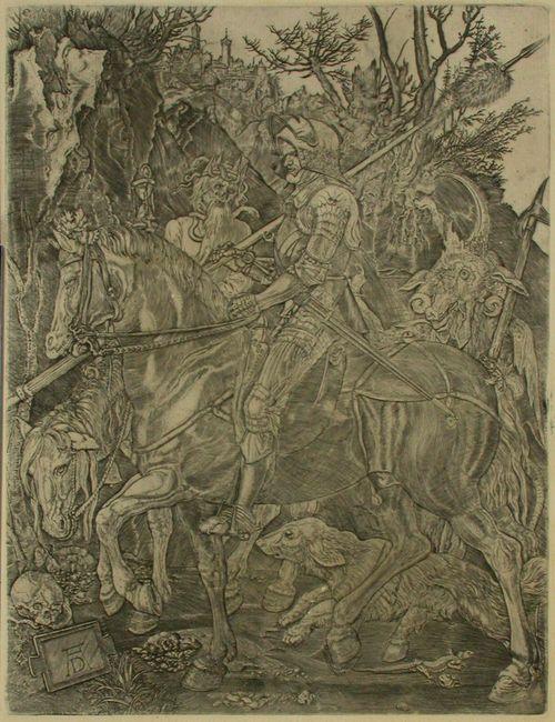 Ritari, kuolema ja paholainen