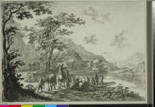 Tiberin ylitys (Le Trajet)