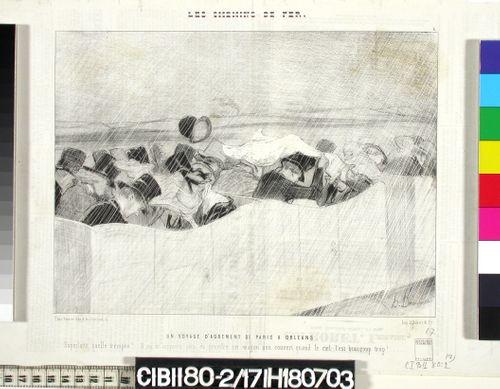 Sarjaa Les Chemins de Fer, nro 6