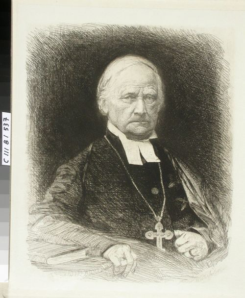 Piispa Bergenheimin muotokuva