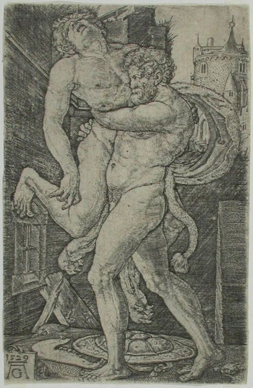 Herkules ja Antaios