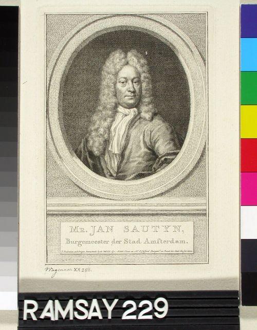 Mr. Jan Sautijn, Amsterdamin pormestari
