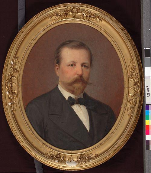 K. J. Edelsköldin muotokuva