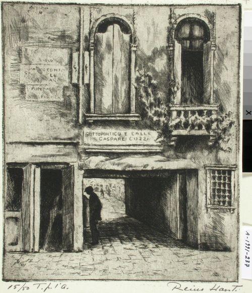 Sottoportico (Venetsia)