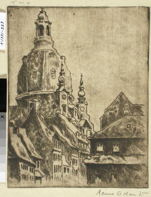 Frauen Kirche Dresdenissä