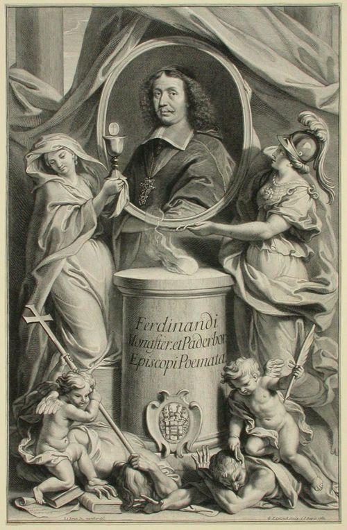 Münsterin ja Paderbornin piispa Ferdinand
