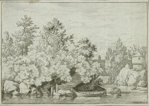 Puusilta ja vene
