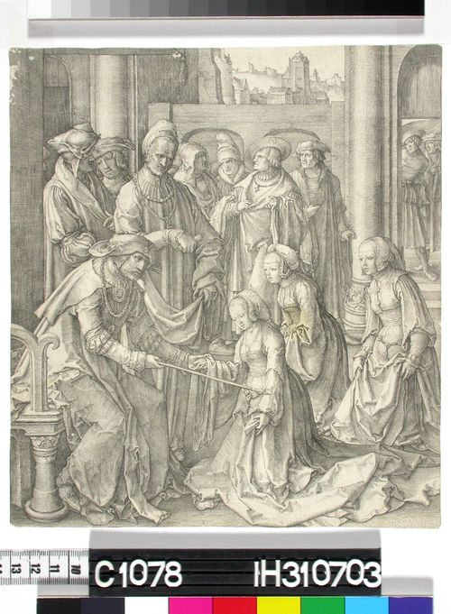Ester Ahasveruksen edessä