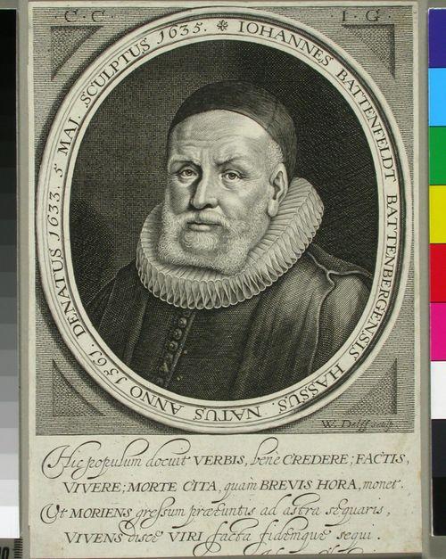 Johannes Battenfeldt