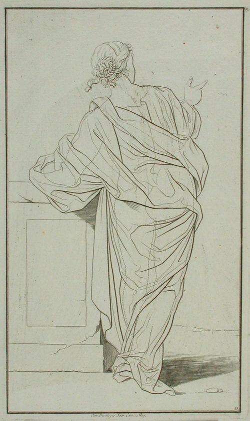 6. vaatetettuja figuureja piirustuksen opetusta varten