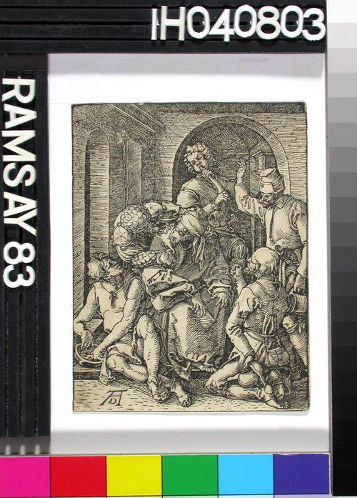 Kristusta pilkataan, 15.kuva sarjasta
