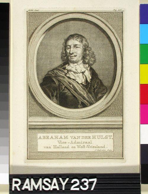 Vara-amiraali Abraham van der Hulst
