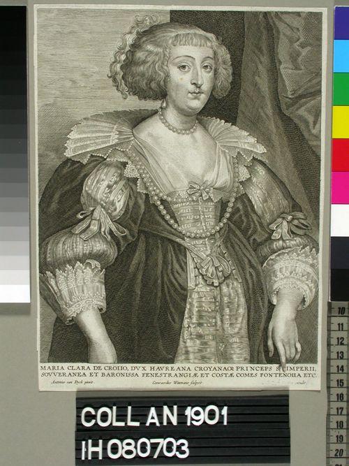 Maria Clara, Havren herttua