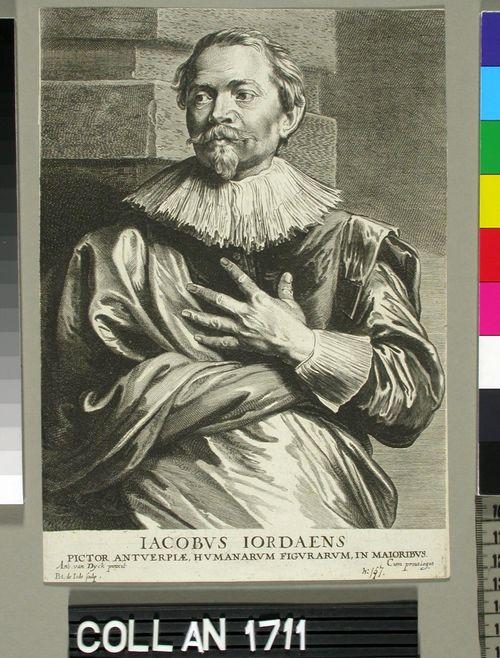 Jakob Jordaens, puolivartalokuva
