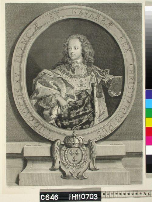 Ranskan kuningas Ludvig XV