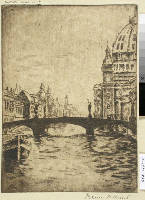 Friedrich Brücke Berliinissä