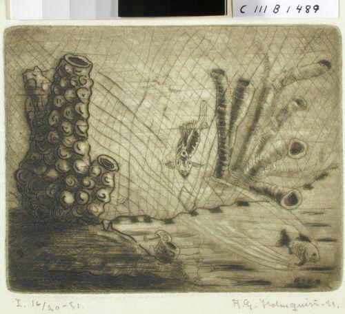 Syvyydestä (merenpohjafantasia)