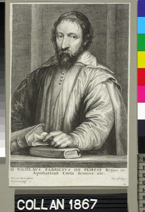 Nicolaus Fabricius de Peirese