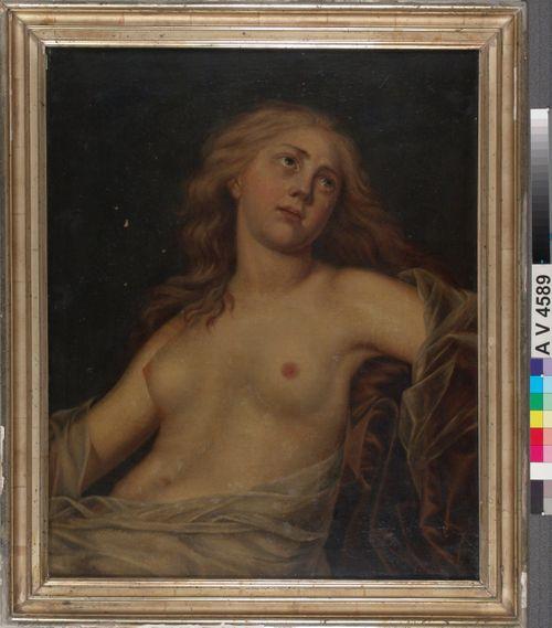 Ariadne, kopio Adolf Ulrik Wertmüllerin mukaan