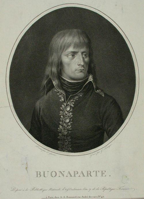 Nuori Napoleon Bonaparte