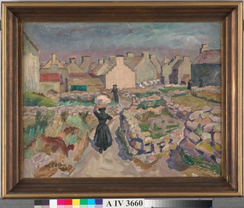 Bretagnelainen kylä