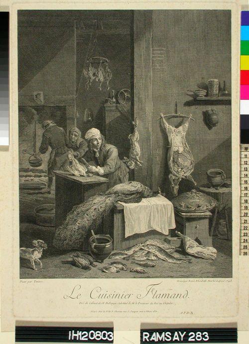 Le Cuisinier Flamand