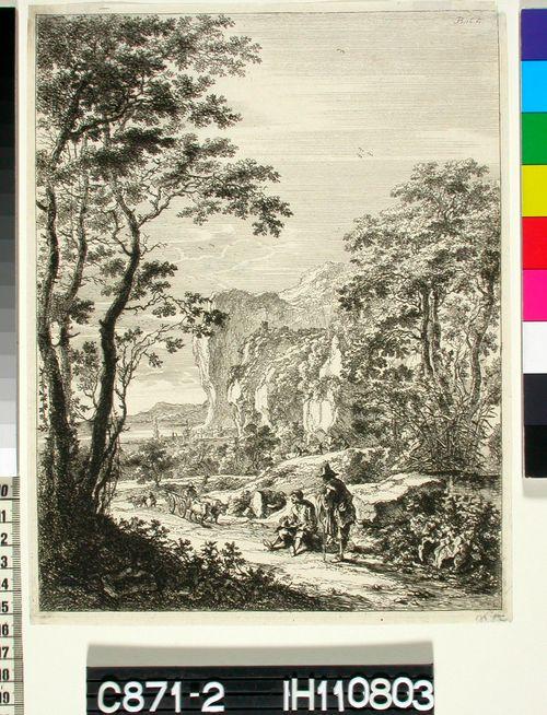 Härkävankkurit (Le Chariot attelé de boeufs)