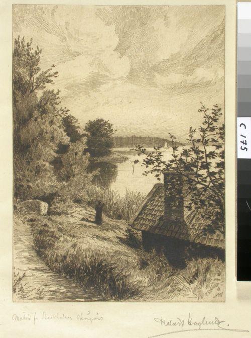 Aihe Tukholman saaristosta