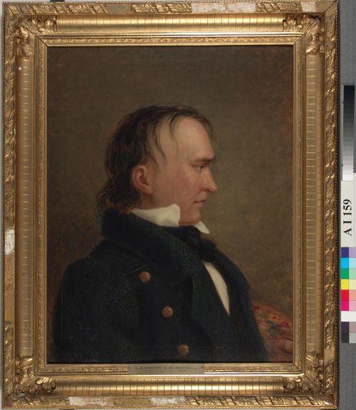 Gustaf Wilhelm Finnbergin muotokuva