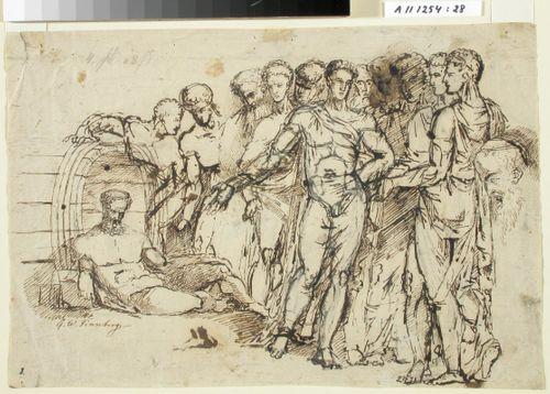 Aleksanteri ja Diogenes