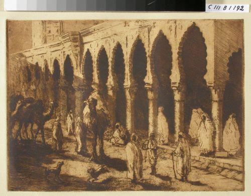 El Kebirin moskeija Algerissa