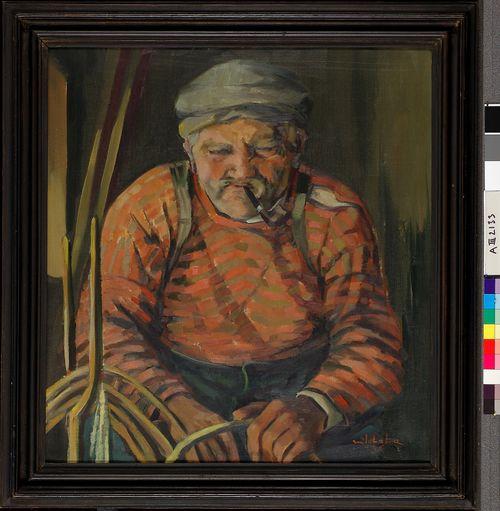 Ahvenanmaalainen kalastaja