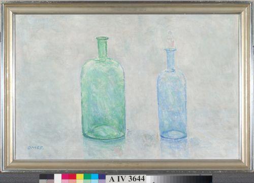 Kaksi pulloa