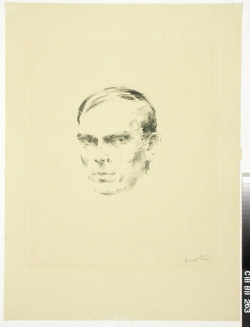Olaf Bullin muotokuva