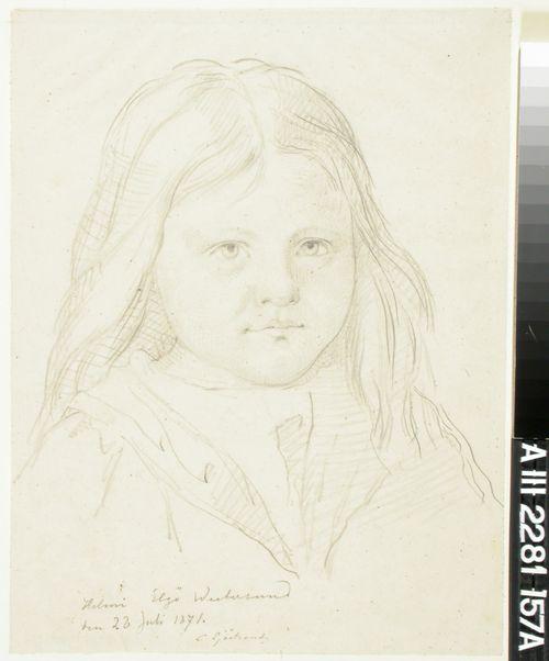 Helmi, taiteilijan tytär