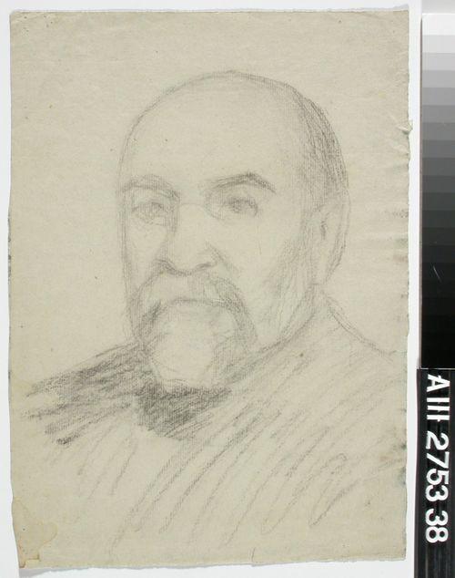 Portrait of an Elderly Man, Bust