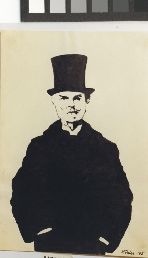 August Strindbergin muotokuva