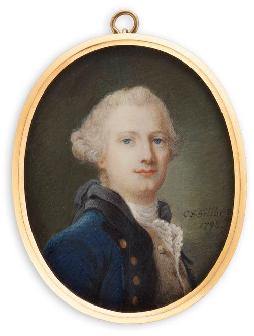 Luutnantti Jacob Gillberg