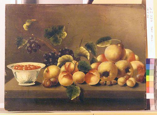 Omenoita ja mansikoita