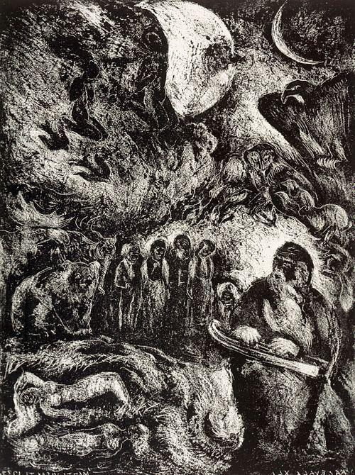 Kalevalan kuvitusta, XLI runo