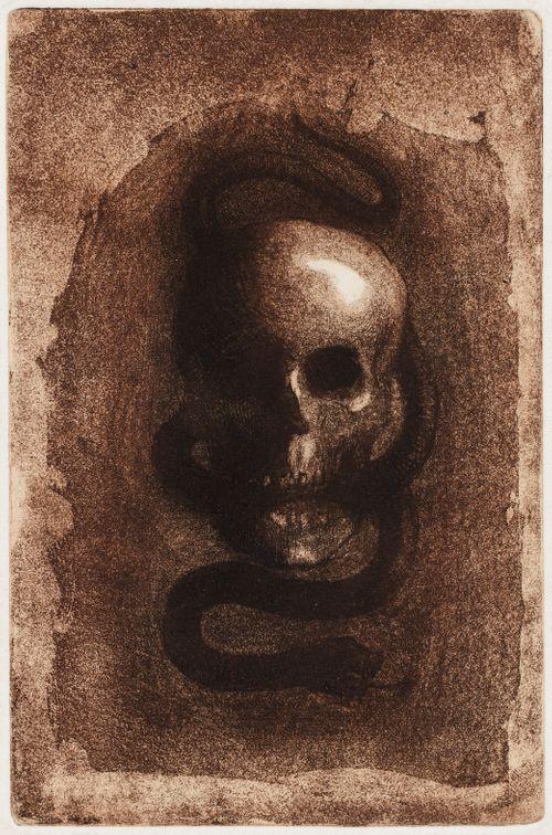 Kuolema puree käärmettä