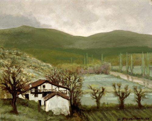 Pyreneiltä (Bargues)