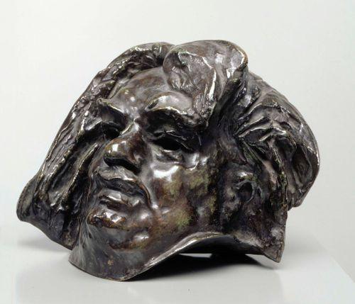 Honoré de Balzacin muotokuva, pienoispää