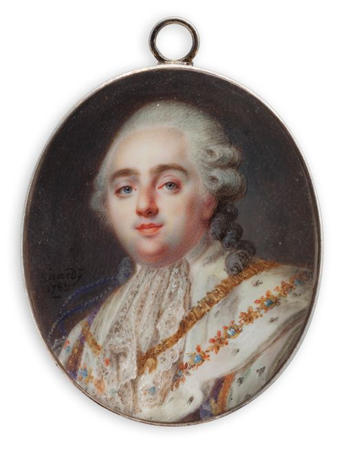 Ranskan kuningas Ludvig XVI