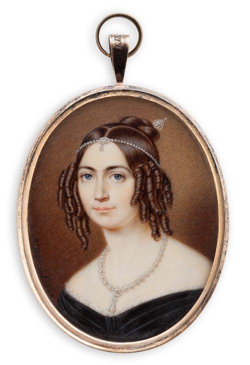 Brasilian keisarinna Amalia Augusta Eugenia