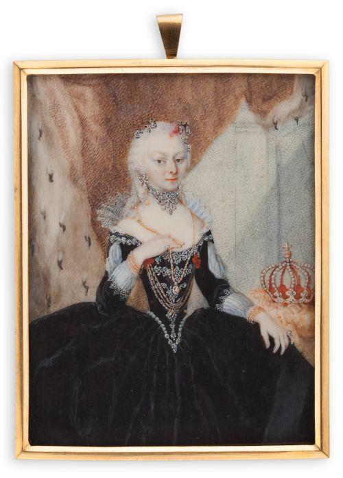 Itävallan keisarinna Maria Teresia