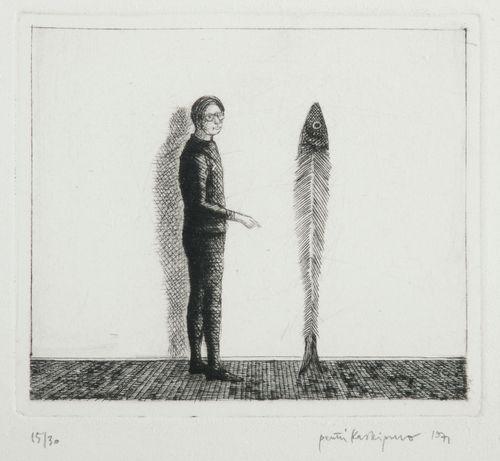 Mies ja kala